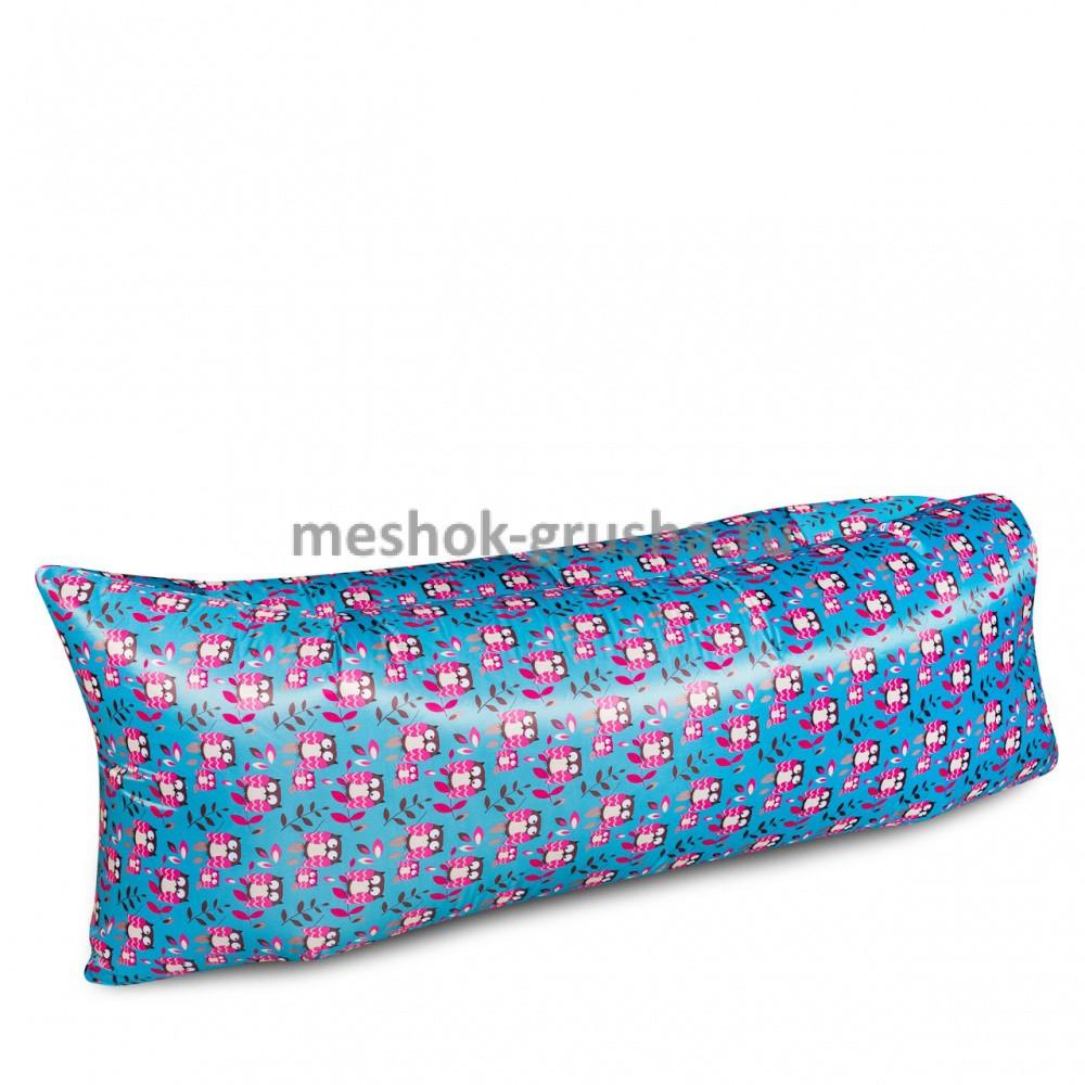 Надувной лежак AirPuf Совы