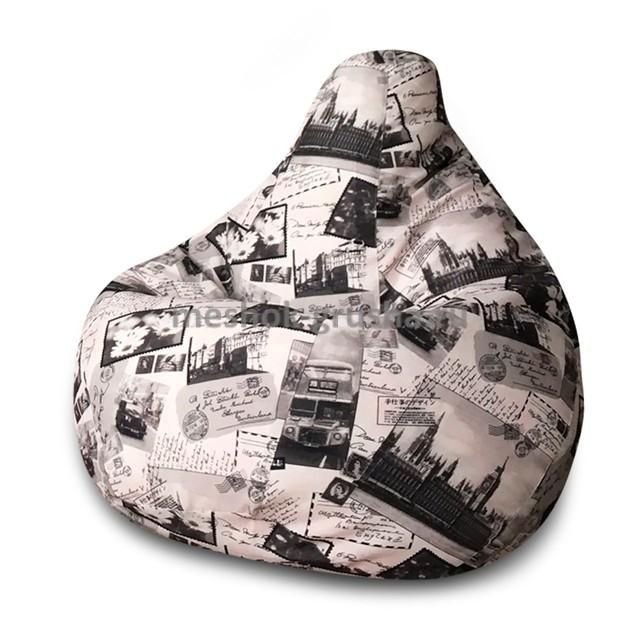 Кресло Мешок Груша Лондон (2XL, Классический)