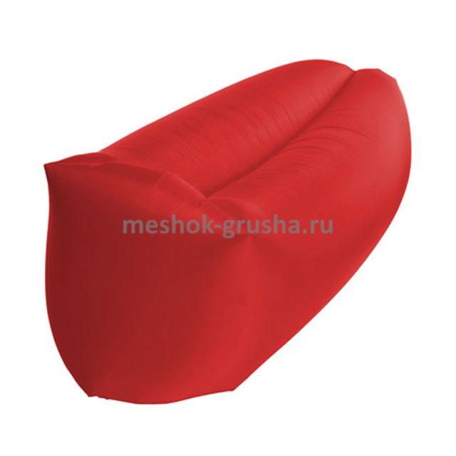 Надувной лежак AirPuf Красный