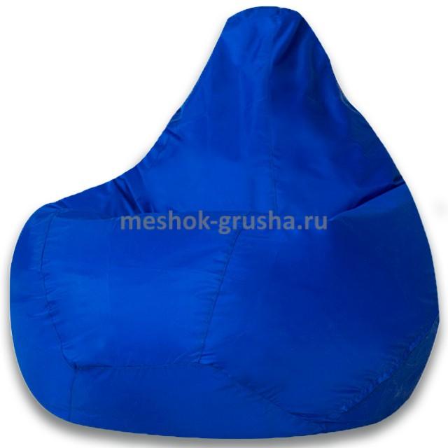 Кресло Мешок Груша Синее (Оксфорд) (3XL, Классический)