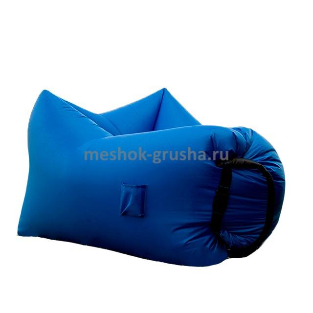 Надувное кресло AirPuf Синее
