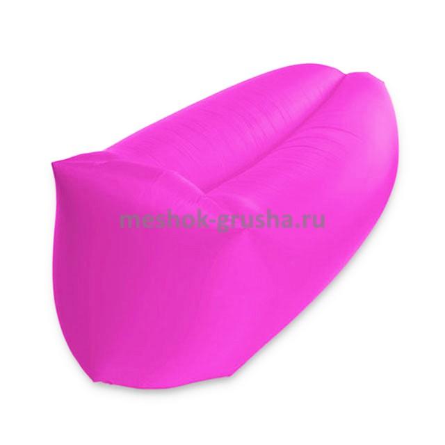 Надувной лежак AirPuf Розовый