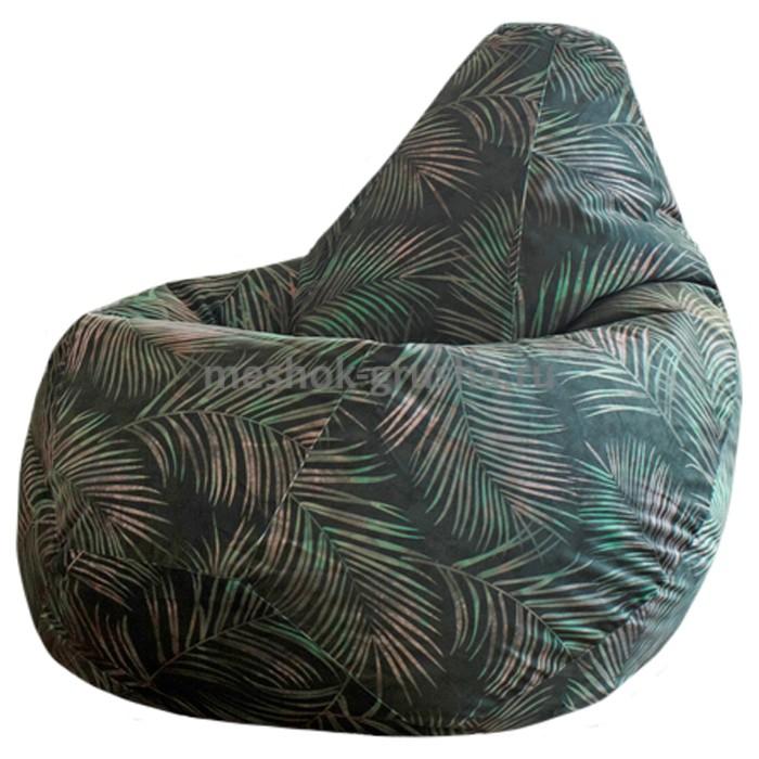 Кресло Мешок Груша Тропики (L, Классический)