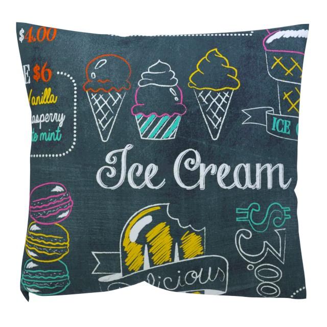Декоративная Подушка Ice Cream